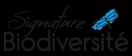 Signature Biodiversité • LABEL Signature Biodiversité ® • Logo 2
